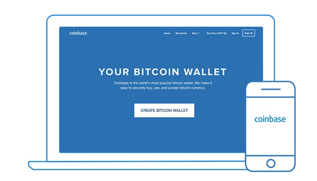 Coinbase - Digital Bitcoin Wallet